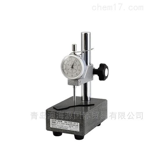 日本TECLOCK得乐恒压测厚仪PGM-20-5厚度规