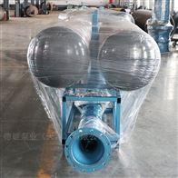 350-1500QZF防洪工作大流量浮筒轴流泵