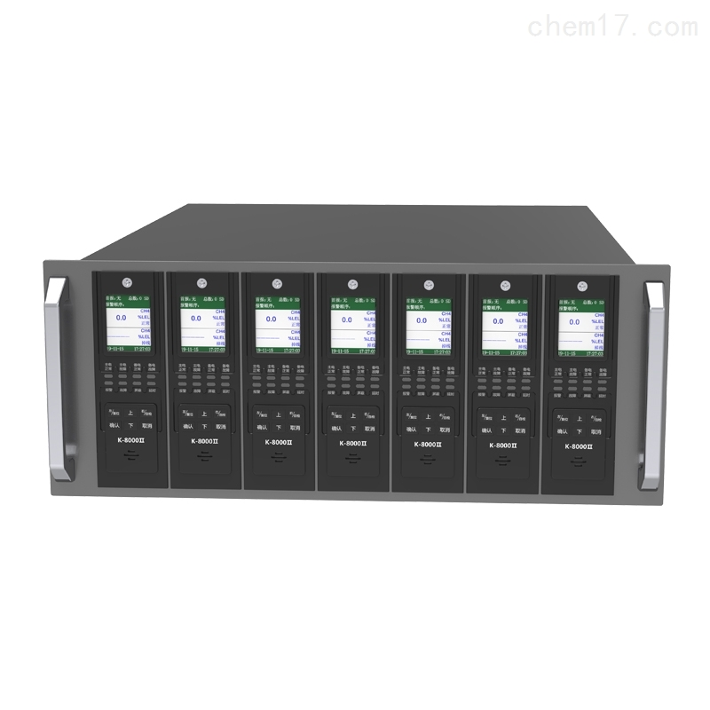 气体报警控制器(柜装式)