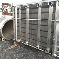30平方大量回收螺旋板换热器