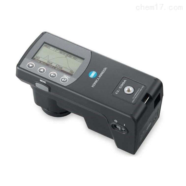 CL-500A色温照度计维修