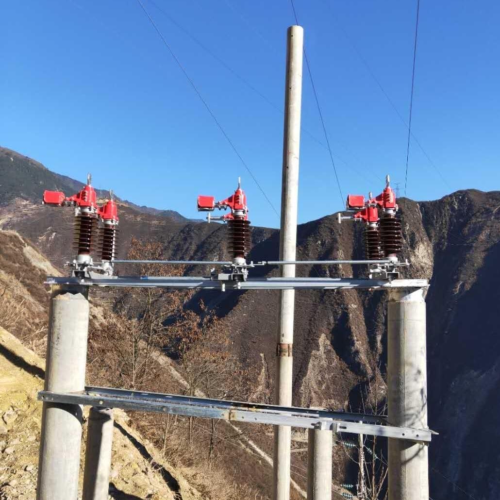 GW4高压隔离开关安装吊运