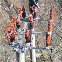 35KV单接地GW4高压隔离开关