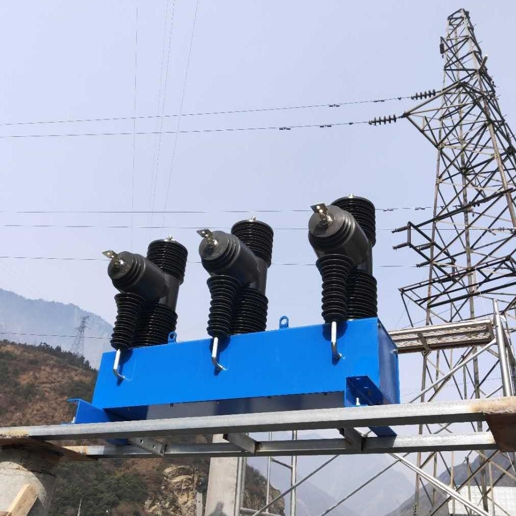 电动操作35KV真空断路器厂家