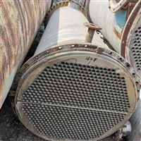 9成新二手钛材冷凝器低价转让物美价廉
