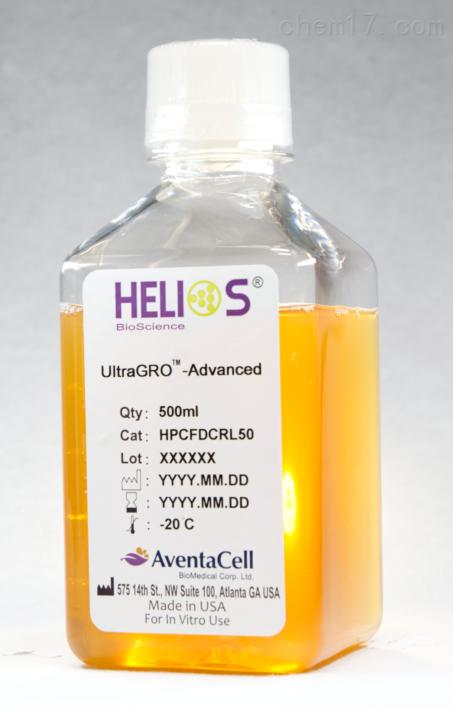 HELIOS无血清培养基 HPCFDCRL50