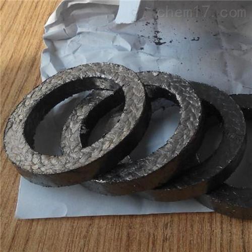进口纯料碳素盘根环.石墨填料环