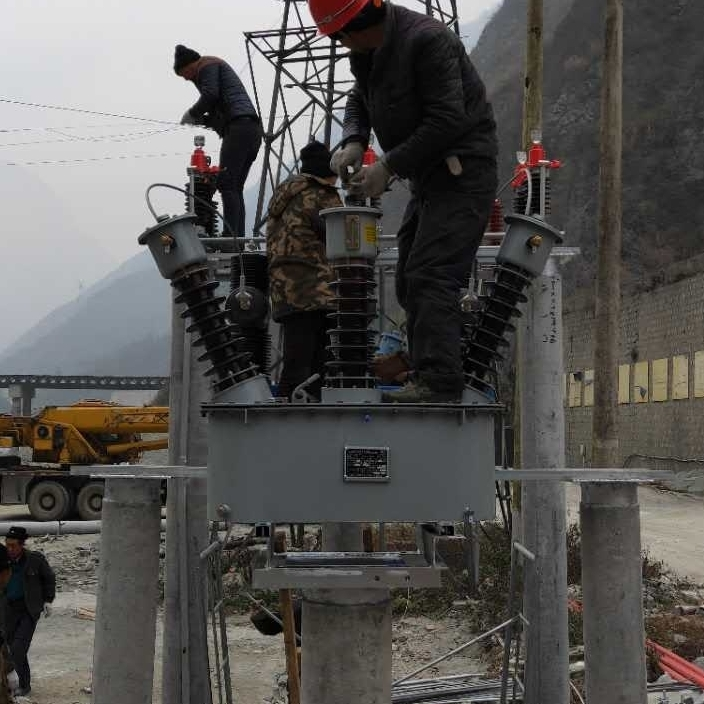 JLS-35油式高压计量箱装置