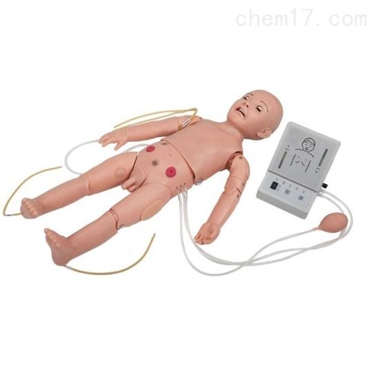 全功能一岁儿童高级护理模拟人