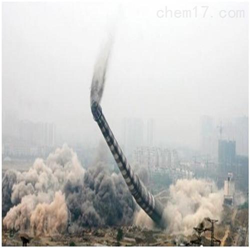 聊城市拆除烟囱公司