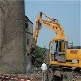 许昌人工拆除囱公司环保施工