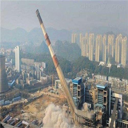 资阳市钢筋混凝土烟筒拆除公司资质齐全