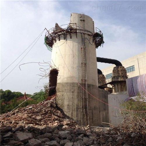 卫辉市拆除混凝土烟囱公司放心单位