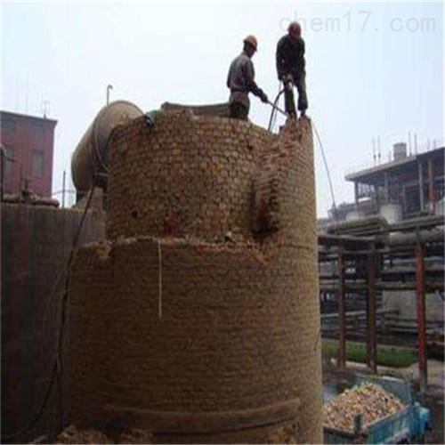 新乡市烟囱拆除公司施工单位