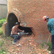 烟囱拆除荆门市扒烟筒公司-烟囱拆除