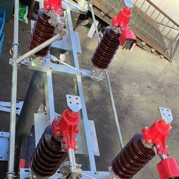 双柱式GW4高压隔离开关用途