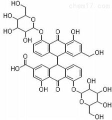 番泻苷C标准品分子量