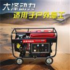 230A本田动力二保焊汽油发电电焊机