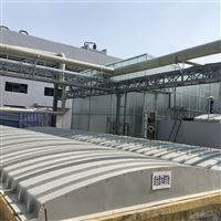 污水池加盖废气除臭设备