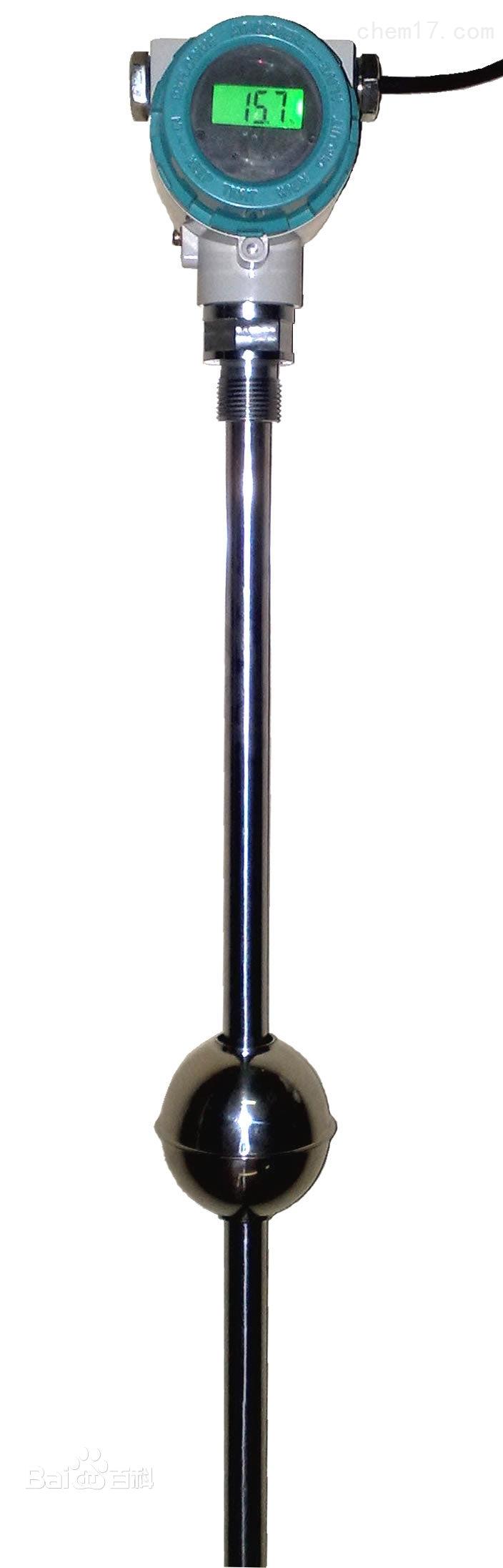 磁致伸缩液位计技能
