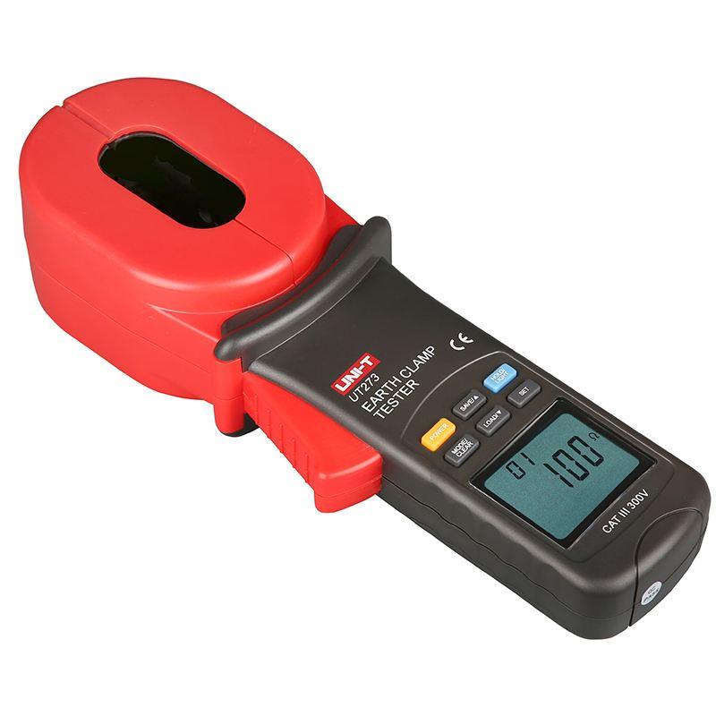 便捷型钳形接地电阻测试仪