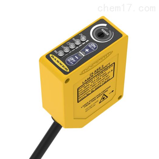 BANNER邦纳光电传感器