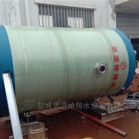 一体化预制泵站安装前准备