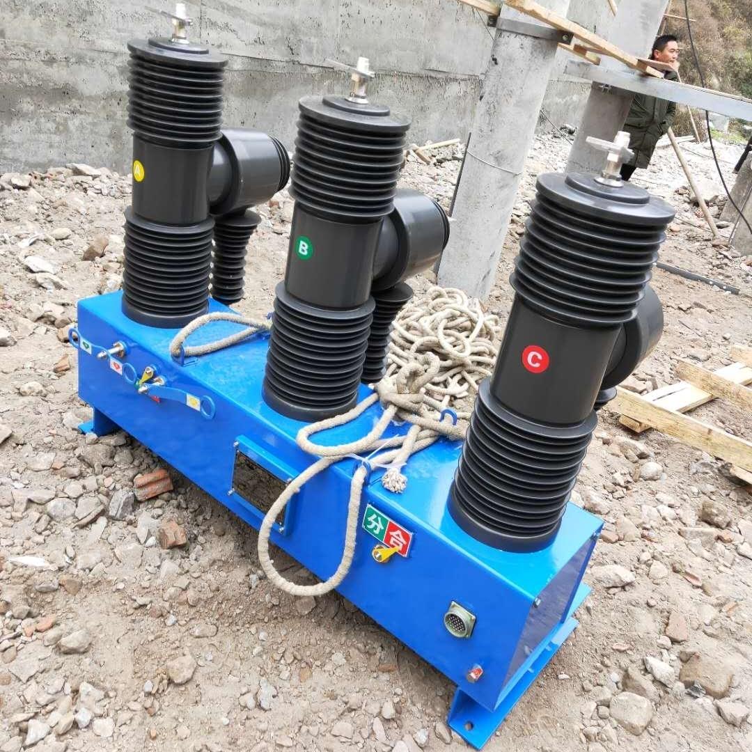 宜宾35KV通用型高压断路器参数图纸