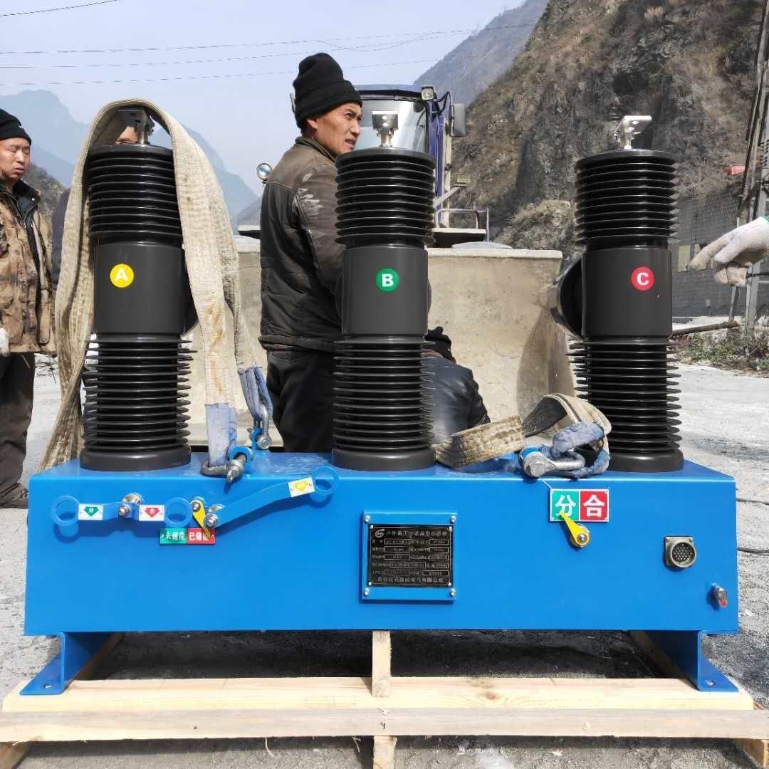 成都户外35KV高压真空断路器制造商