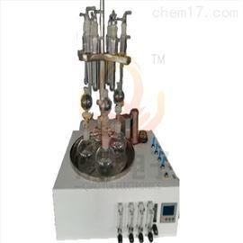 QYLHW-6高科水质硫化物酸化吹气仪