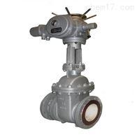 PZ941TCPZ941TC电动耐磨陶瓷排渣阀