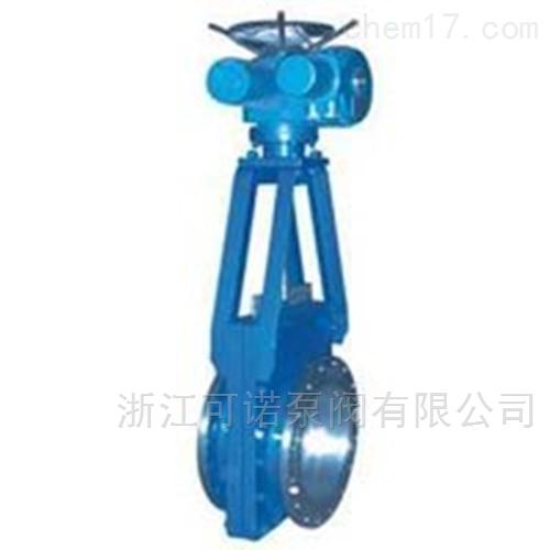 Z944Y-16电动耐磨矿浆阀