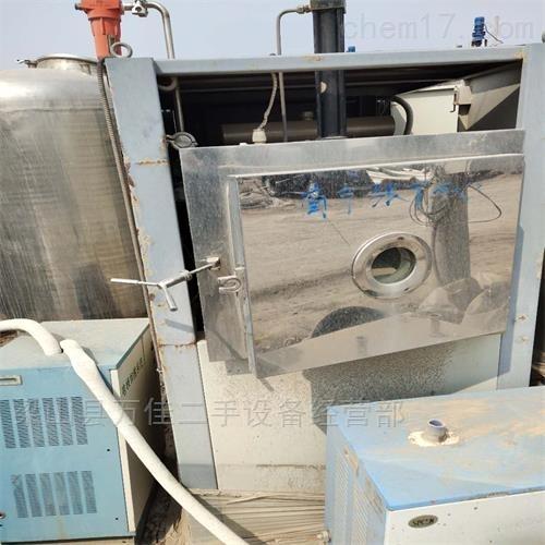 二手0.4平方冻干机价格便宜出售