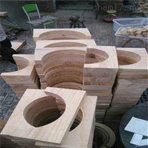 唐山空调木托   腾尚管道木托厂家供货
