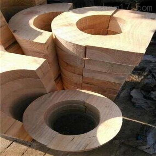 西安防腐管道木托 安阳管道垫木厂家报价
