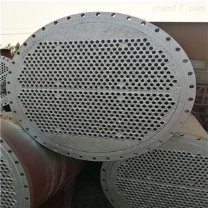 黑龙江出售二手不锈钢列管冷凝器