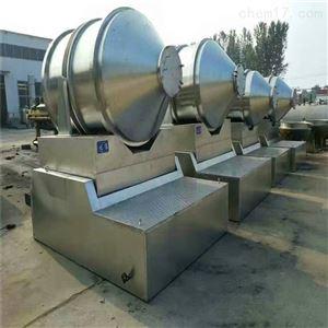 云南出售二手三维运动不锈钢混合机