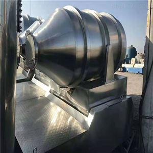 贵州出售二手三维运动不锈钢混合机