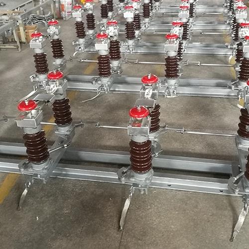 成都35KV电站专用陶瓷高压隔离开关