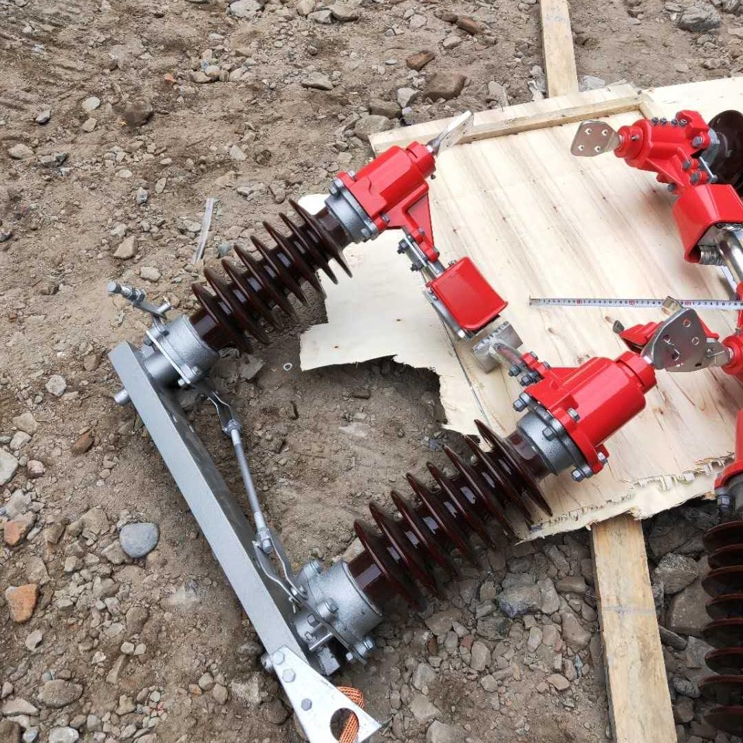 35KV完善化水平双柱高压隔离开关