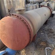 二手不锈钢列管冷凝器低价出售