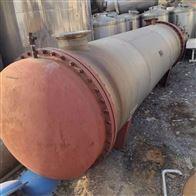 500平方二手不锈钢列管冷凝器低价出售
