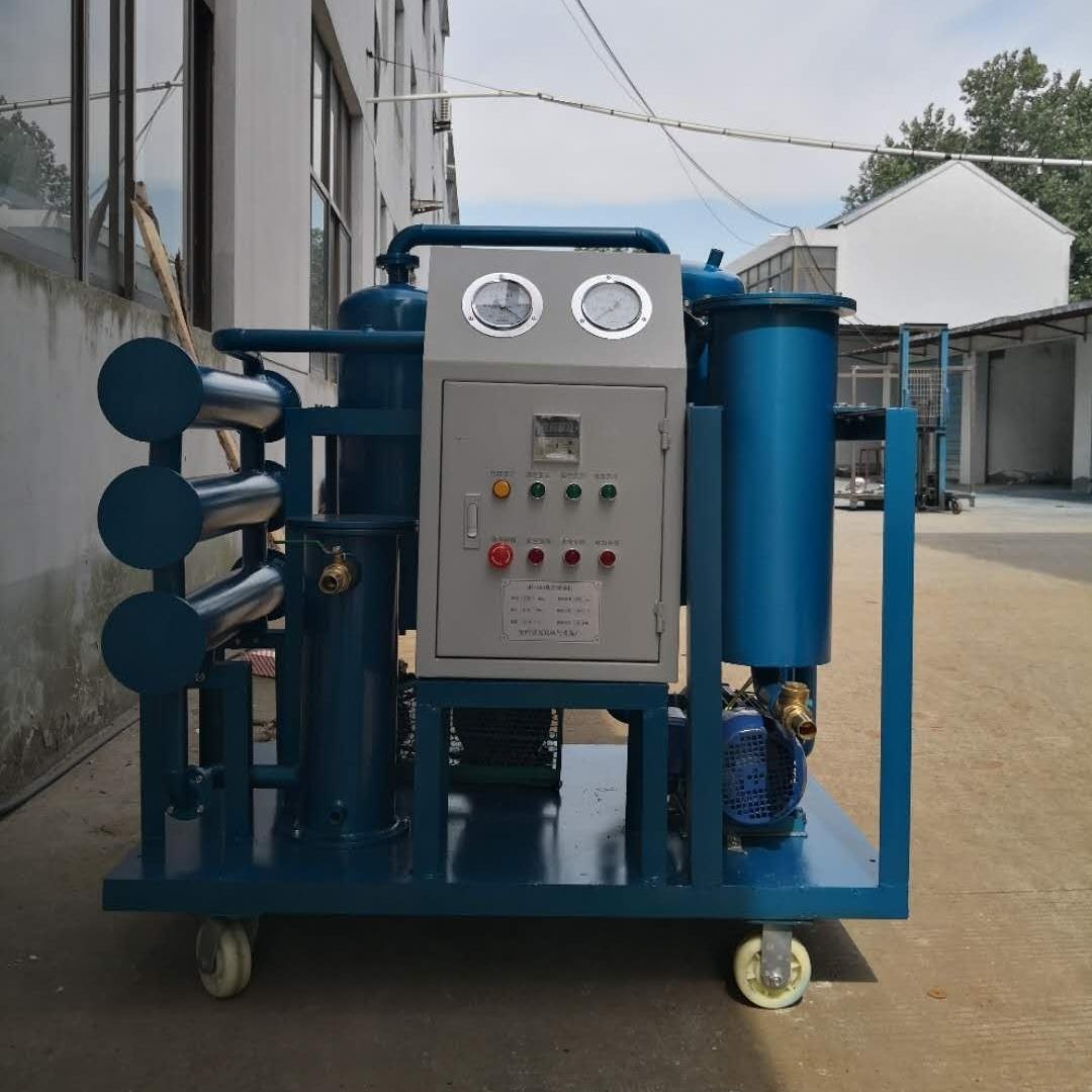 JY-50高效真空滤油机