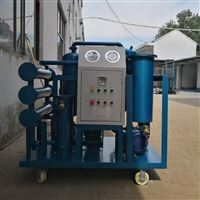 JY系列轻型真空滤油机