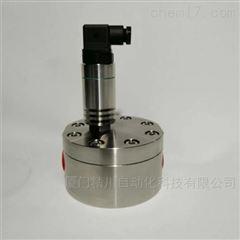 JCXGF电子厂AB组份胶水微小量齿轮流量计