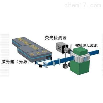 平面激光诱导荧光测速系统