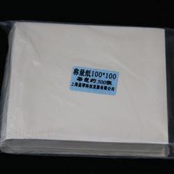 HD实验室称量纸 加厚硫酸纸 量热仪配件