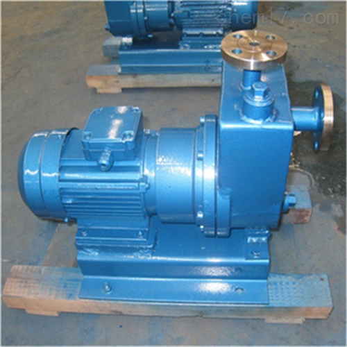 ZCQ自吸式磁力驱动泵