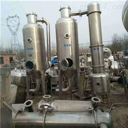 10吨出售二手10吨强制循环钛材质蒸发器