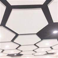 吊顶玻璃纤维棉吸音板